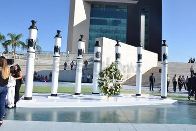 El Ayuntamiento de Torreón conmemoró la Batalla de Chapultepec.