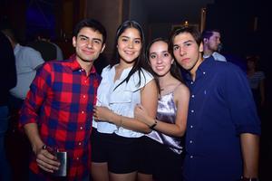 14092018 Eduardo, Paulina, Paola y Gabriel.