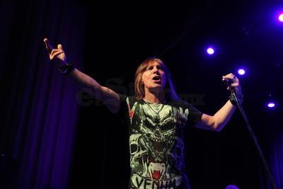 Rata Blanca celebra en Durango 30 años 'metaleando'