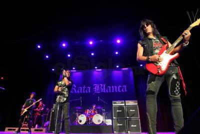 La reconocida banda argentina de heavy metal regresó por segunda vez a Durango en lo que va del 2018 para cantarle a sus fieles seguidores en una esperada visita que formó parte de su 'XXX Aniversario Tour'.