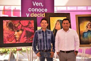 15092018 Exposición pictórica