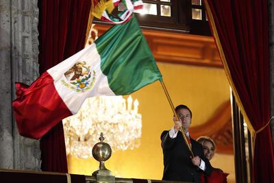 Da EPN su último Grito de Independencia como presidente
