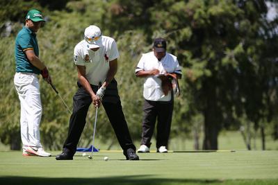 El torneo fue organizado por el comité de Gol del Club Campestre de Durango.