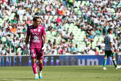 Rodolfo Cota y su equipo no tuvieron su mejor tarde.