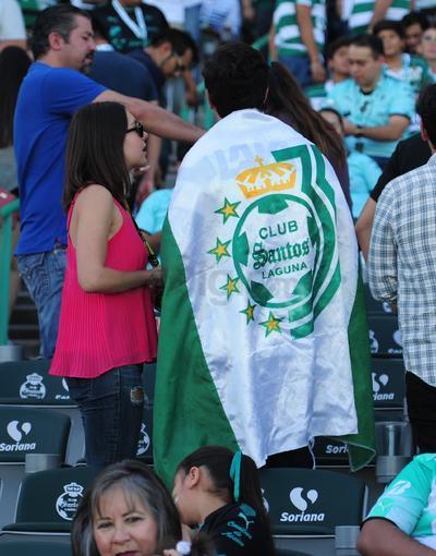 Santos tuvo un gran festejo previo al duelo ante León.