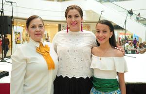 17092018 Dora Alicia, Mónica y María.
