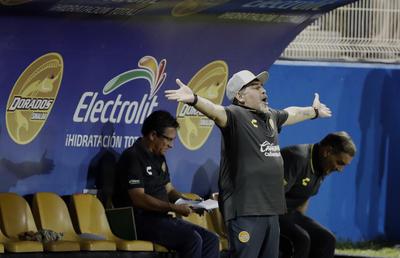 Con los reflectores sobre él, Dorados goleó 4-1 a Cafetaleros en la jornada 8 de la Liga de Ascenso.