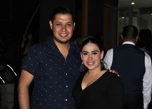 18092018 Luis Fernandez y Dafne Saucedo.