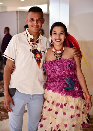 18092018 Daniel Esparza y Diana Laura Arroyo.