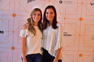 Andrea y Ana Gaby
