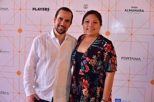 Juan Carlos y Lorena