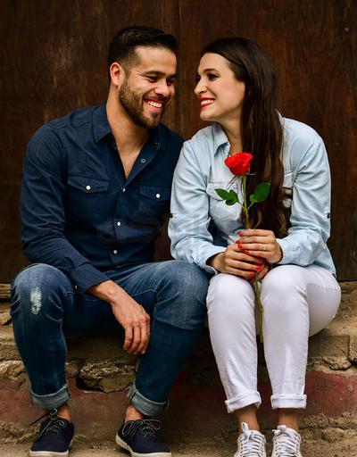 Rostros | Carlos y Lucía