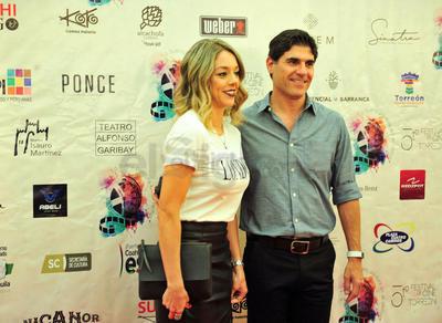 Para el inicio del festival, se proyectó la película Tiempo Compartido.