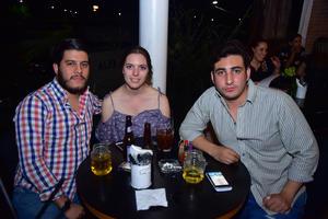 21092018 Mario, Daniela y Alejandro.
