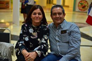 21092018 Verónica López y Juan Sánchez.