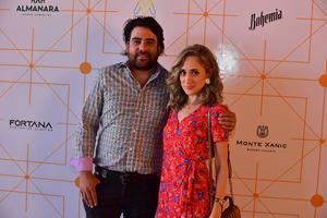 21092018 EN PAREJA.  Alejandro y Laura.