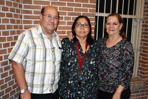 22092018 Rafa, Norma y Conchis.