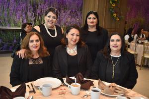 22092018 Vianney, Taire, Diana, Aracely y Caritina.