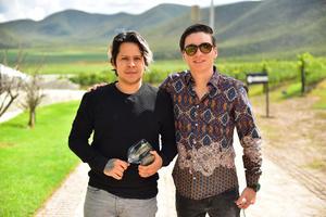 24092018 Alex y Felipe.
