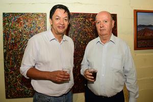25092018 Carlos Maqueda y Gregorio Muñoz.