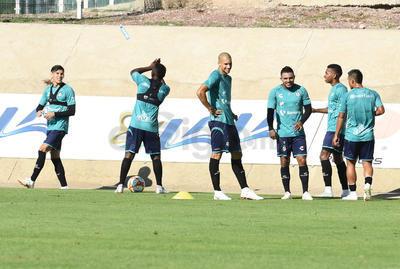 Santos Laguna se prepara para la recta final del torneo