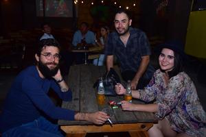 26092018 María Luisa, Ana, Lorena, Gina y Liz.