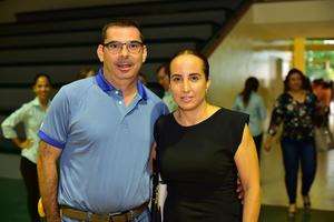 26092018 Miguel Ángel y Ana Laura.