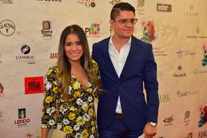 26092018 Lizbeth Carrillo y Carlos Ali.