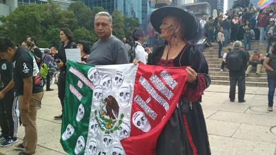 El nuncio apostólico en México, Franco Coppola, sostuvo hoy en el estado de Oaxaca que la violencia que sufrieron los 43 estudiantes de Ayotzinapa desaparecidos en 2014 continúa por la falta de justicia y porque todavía no se sabe lo que ocurrió.