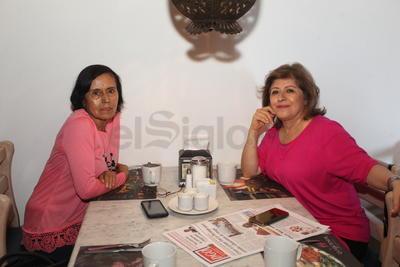 Cris de la Fuente y Coco Rodríguez.