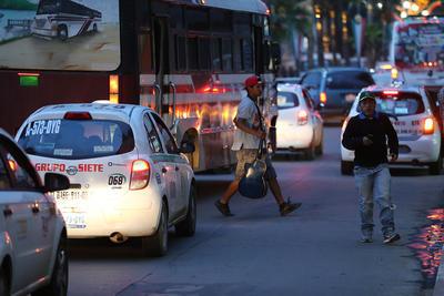 Ponen a prueba 'conducta temeraria' en las calles de Durango