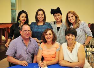 28092018 Armando, Doris, Esther e Ivonne.