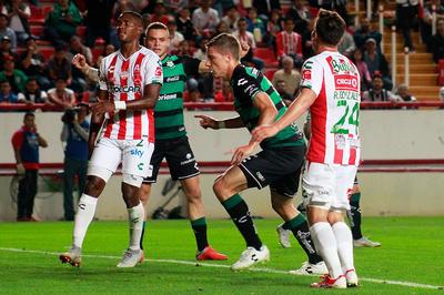 El gol de los Guerreros llegó de Julio Furch.