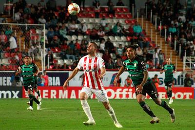 El partido se celebró en el Estadio Victoria de Aguascalientes.