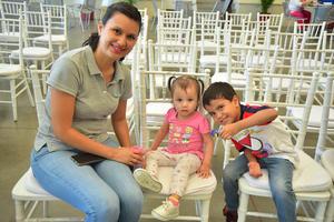 29092018 Elisa, Lucas y Sara.