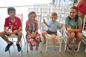 29092018 Daniel, Paulina, Max y Katy.