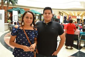 29092018 Cristina Torres y Víctor Manuel García.