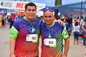 29092018 CORREDORES.  Luis y Luis.