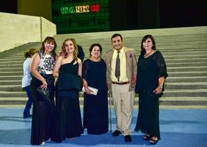 30092018 María Elena, Rosy, Bertha, Mario y Liz.