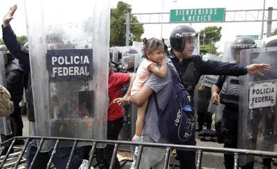 Autoridades mexicanas lograron recuperar el orden.