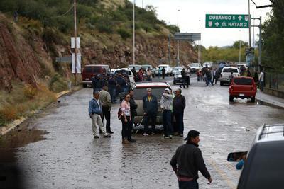 Así fue el paso de 'Willa' por el noreste mexicano