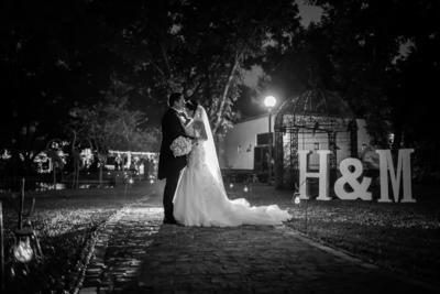 30092018 Mario y Hellen comienzan una nueva historia de amor.