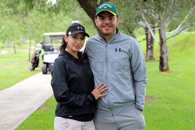 Fernanda Castro y Gerardo Ayala.