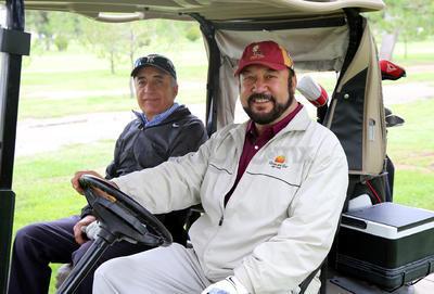 Jorge Jáquez y Héctor Arreola
