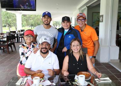 Familia Majul Cortes.