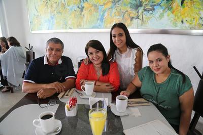 Familia Navarro.