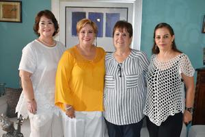 02102018 Lupita, Marisa, Coco y Nonis.
