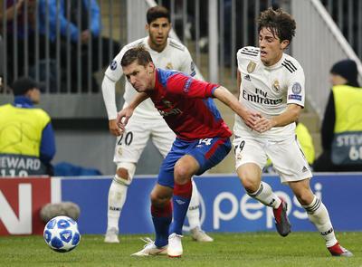 Fue un ejercicio de impotencia que llevó a muchos a acordarse de Cristiano Ronaldo y a pedir a gritos la entrada de Mariano por Benzemá.