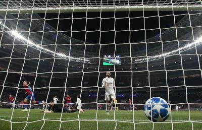 El campeón de Europa sumó hoy su tercer partido consecutivo sin ver puerta, pero es que además volvió a dejarse sorprender al comienzo del partido.