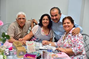 03102018 Juan, Mary, Marielena y Sergio.